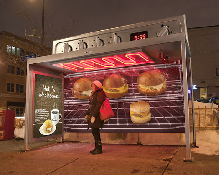 61 Delightfully Creative Bus Stop Shelters 27