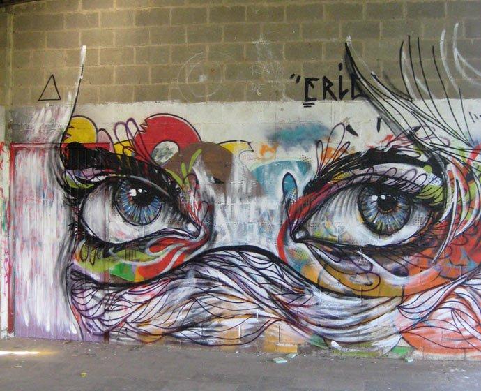Painting Inspiration: 80+ Amazing Guerrilla Street Art Inspiration Examples
