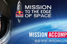 RedBull Stratos Mission Accomplished