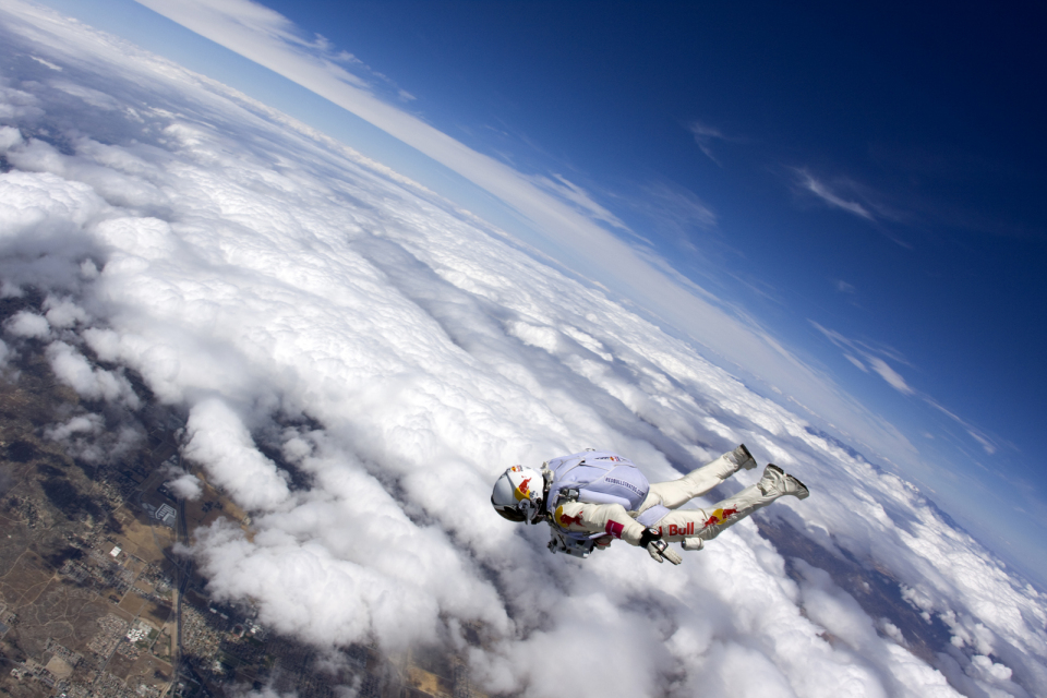 3 Viral Marketing Lessons Learned From The Red Bull Stratos Jump  Guerrilla Marketing
