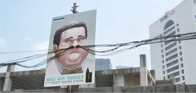 define ambient advertising