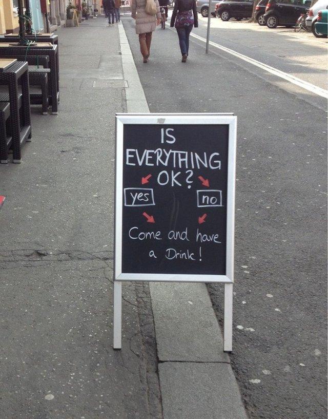 funny chalkboard signs 2