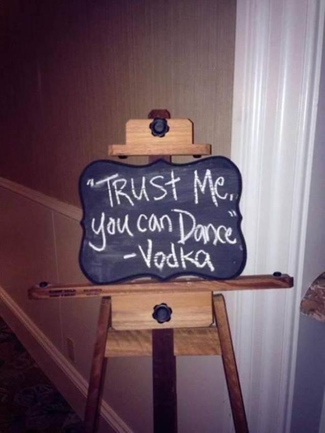 funny chalkboard signs 33
