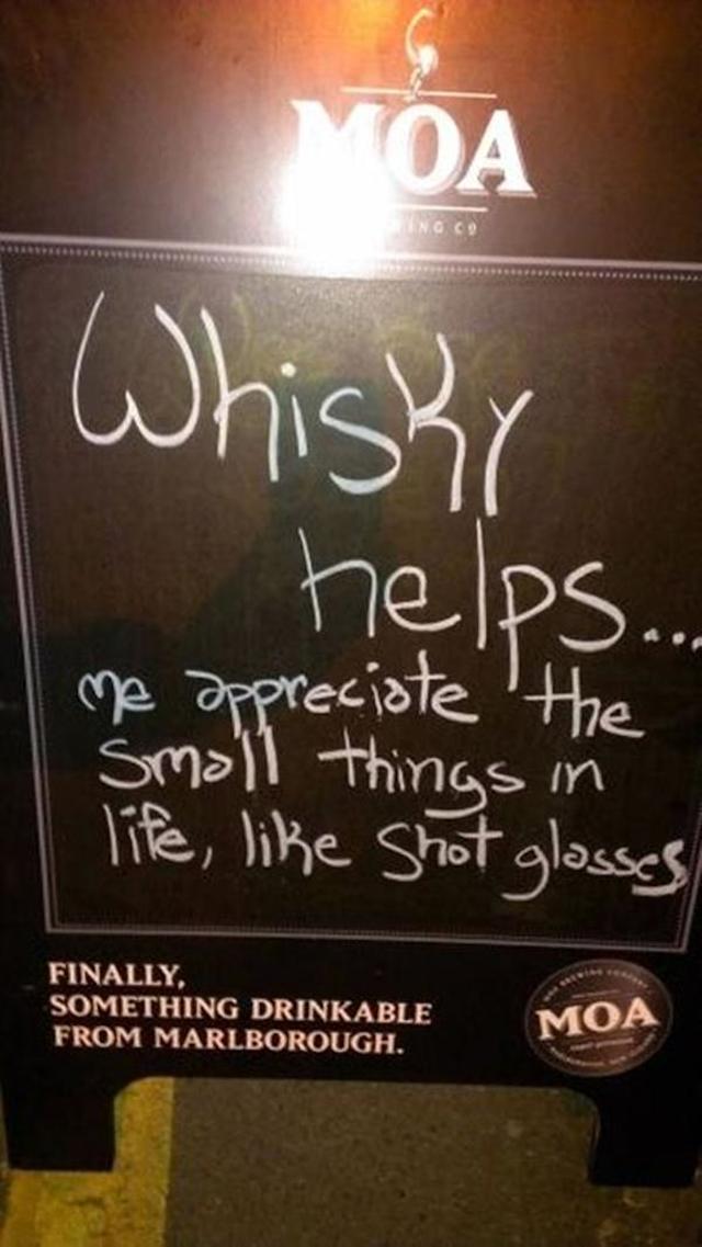 funny chalkboard signs 36