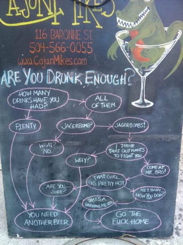 funny chalkboard signs 6