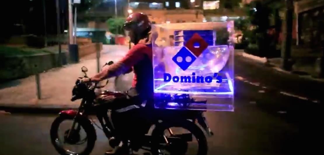 Domino Pizza Delivery >> Domino's Pizza Puts An End To Delivery FAILS with #SteadyPizza