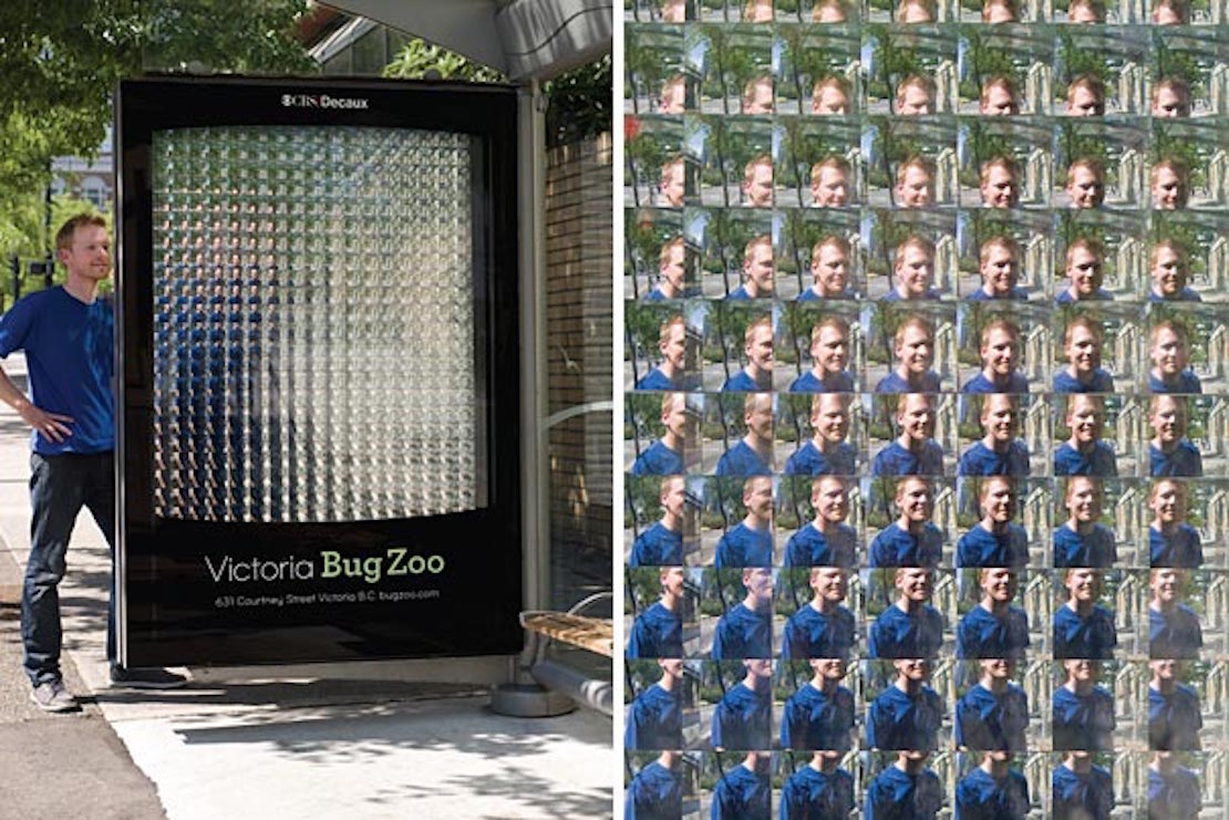 48 Fresh And Creative Bus Stop Advertisements That Will Blow Your Mind 12
