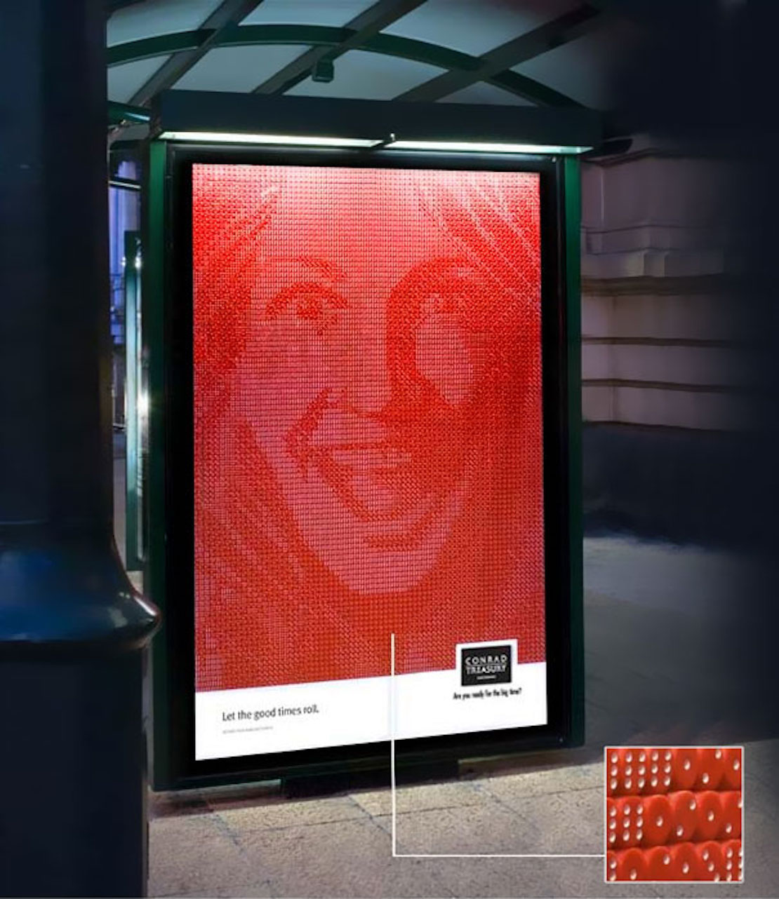 48 Fresh And Creative Bus Stop Advertisements That Will Blow Your Mind 15