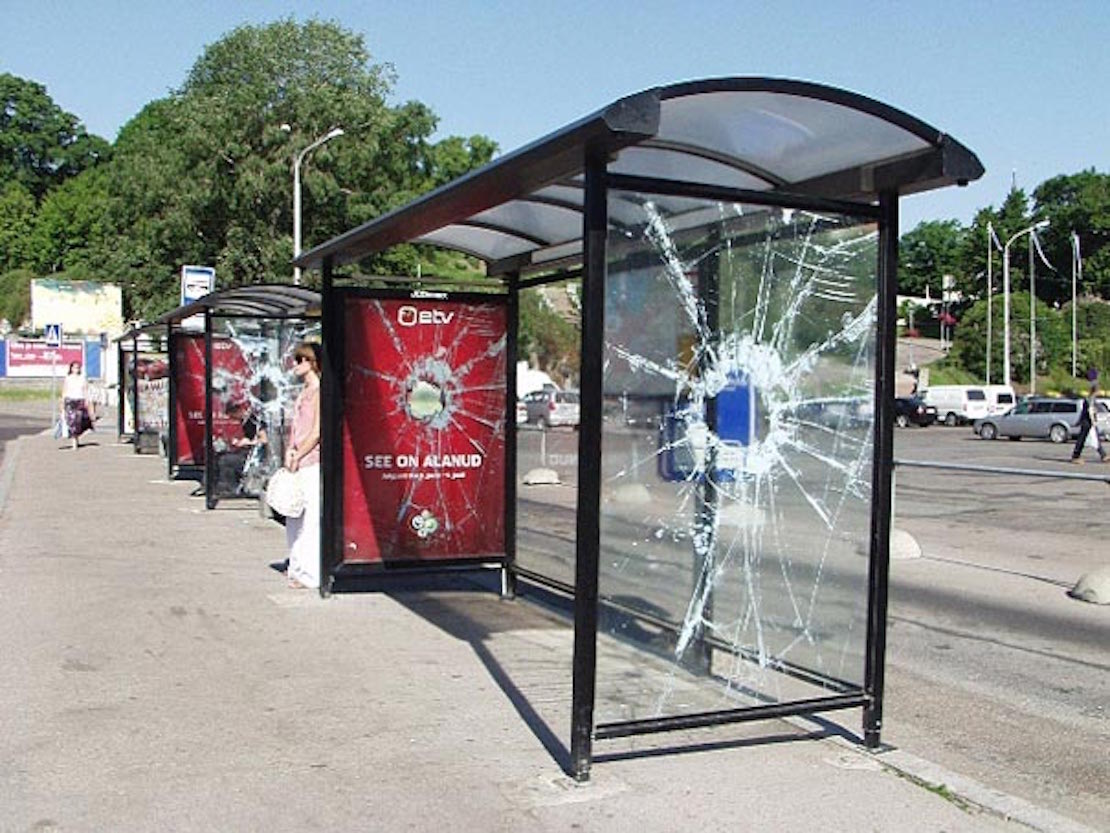 48 Fresh And Creative Bus Stop Advertisements That Will Blow Your Mind 16