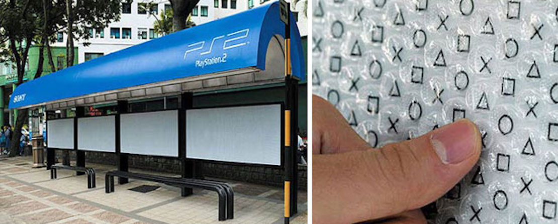 48 Fresh And Creative Bus Stop Advertisements That Will Blow Your Mind 18