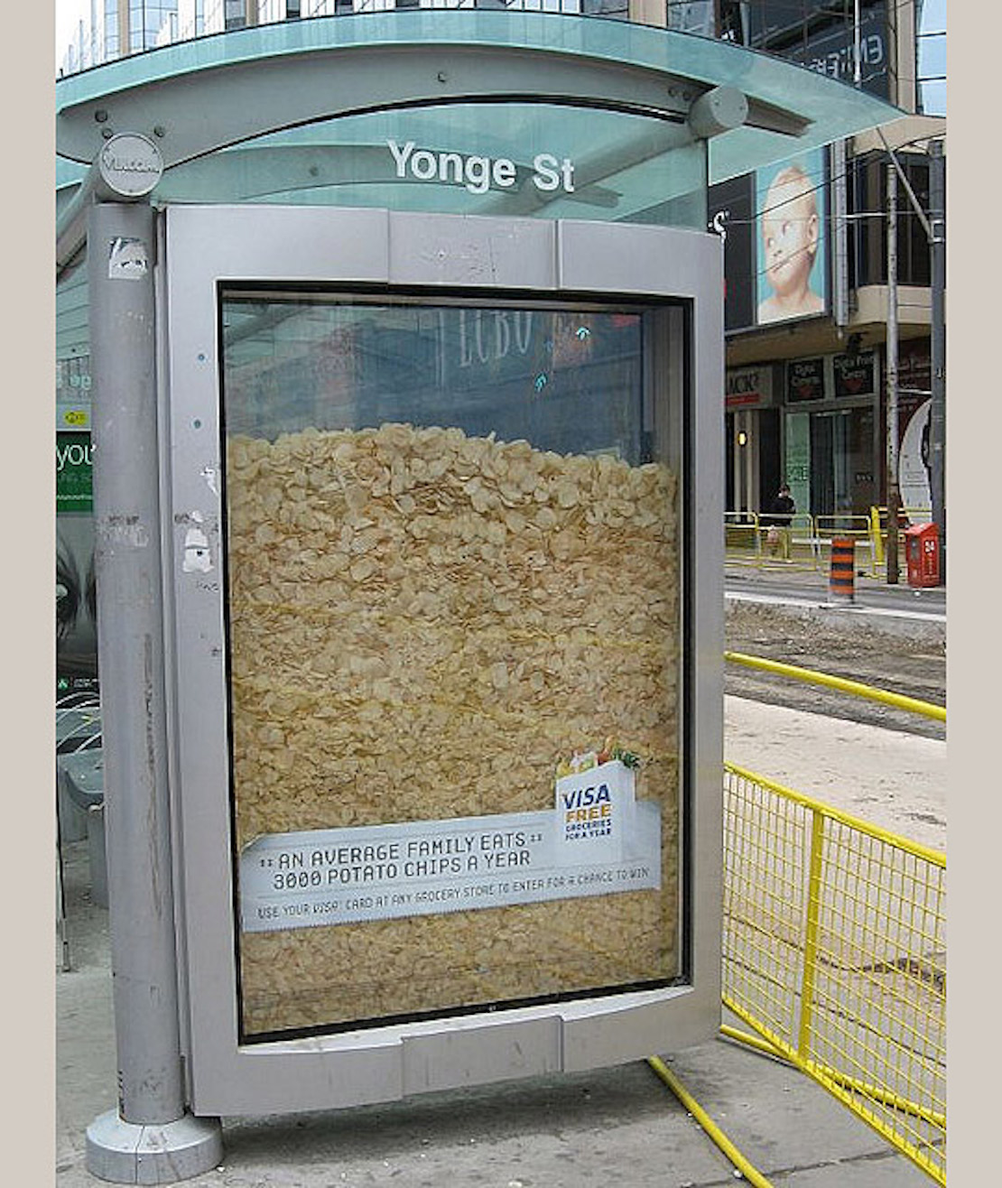 48 Fresh And Creative Bus Stop Advertisements That Will Blow Your Mind 2