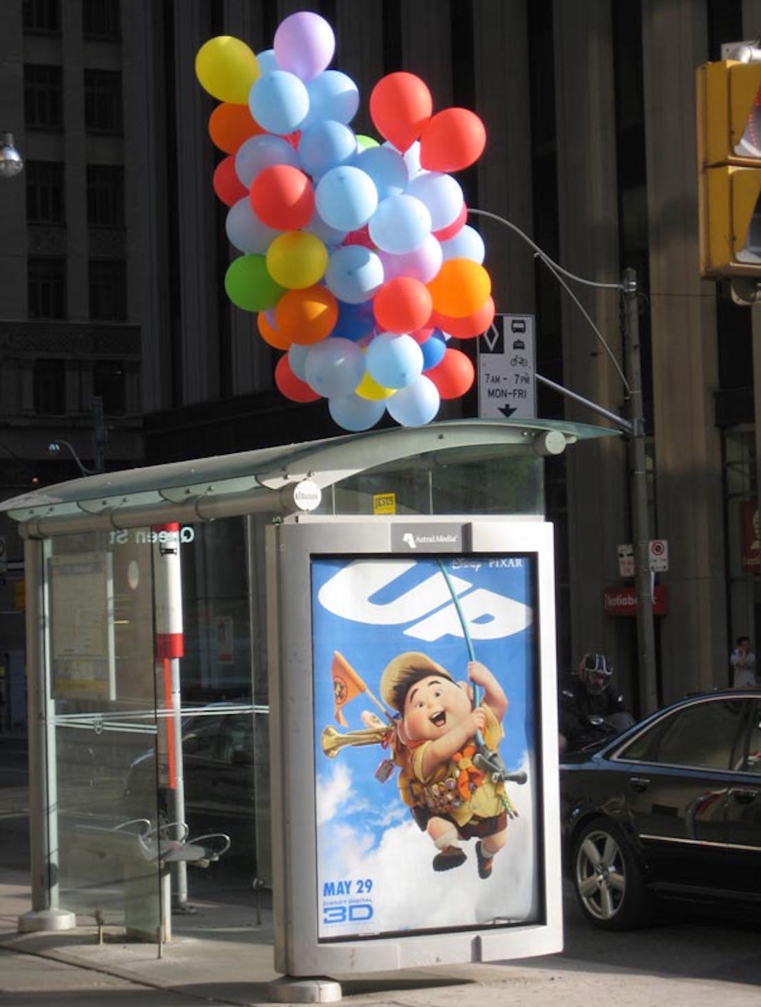 48 Fresh And Creative Bus Stop Advertisements That Will Blow Your Mind 24