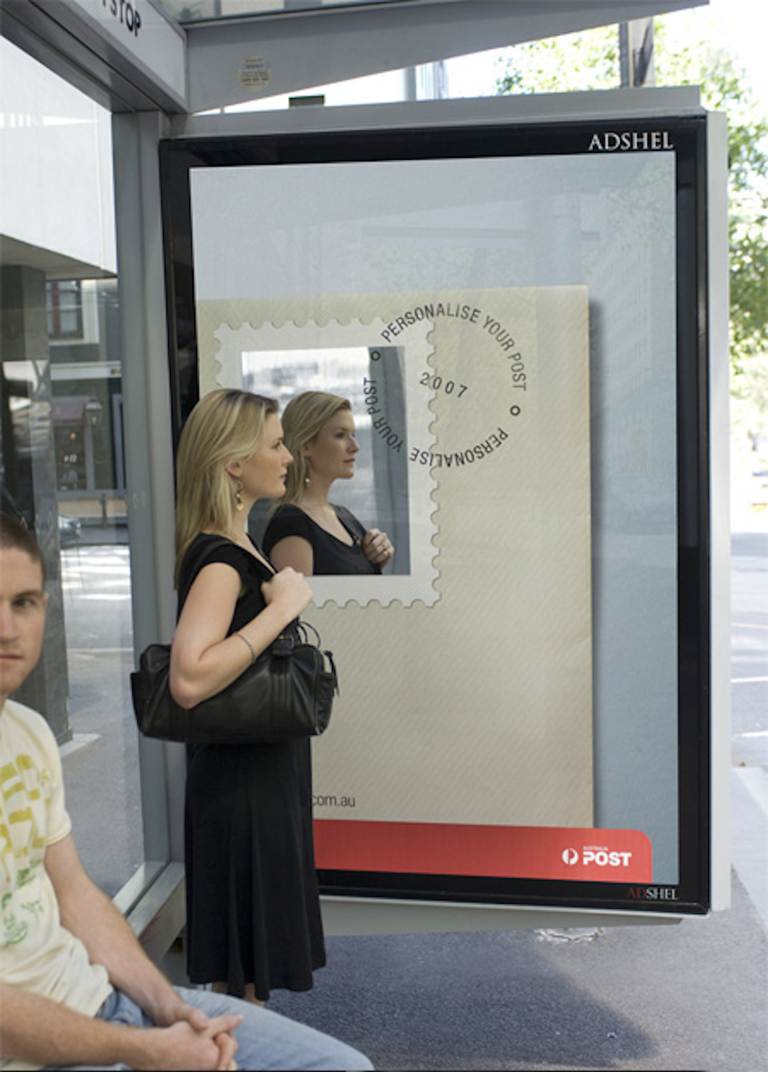 48 Fresh And Creative Bus Stop Advertisements That Will Blow Your Mind 27