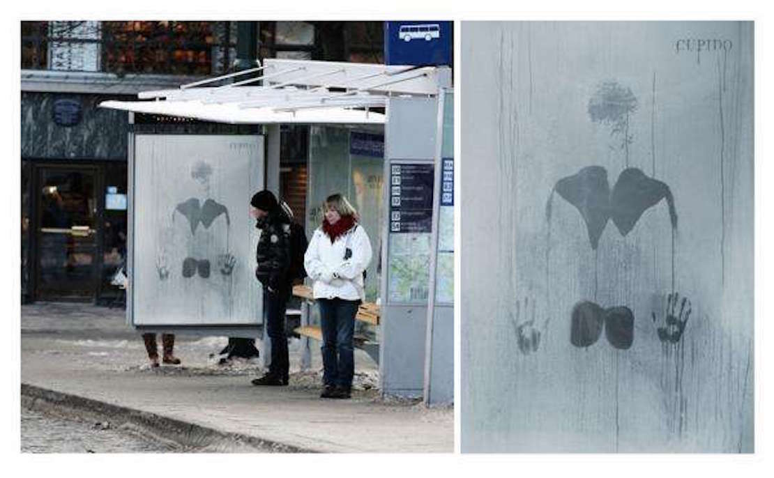 48 Fresh And Creative Bus Stop Advertisements That Will Blow Your Mind 29