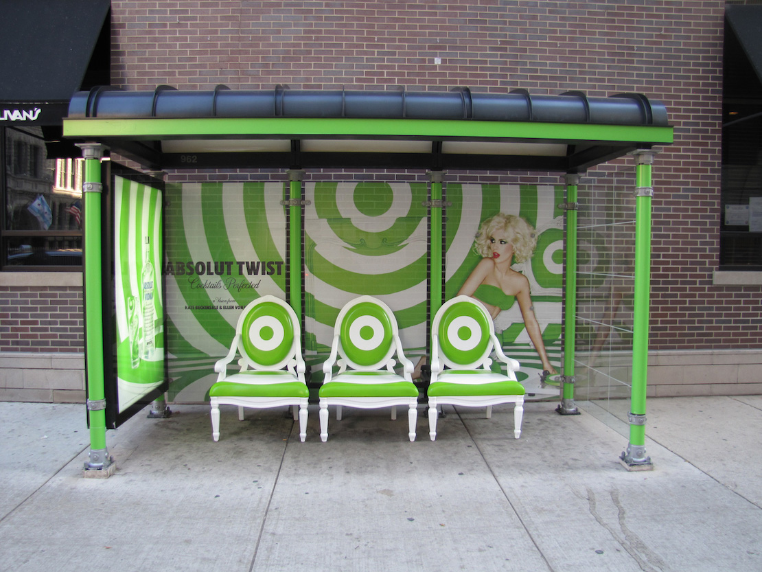 48 Fresh And Creative Bus Stop Advertisements That Will Blow Your Mind 46