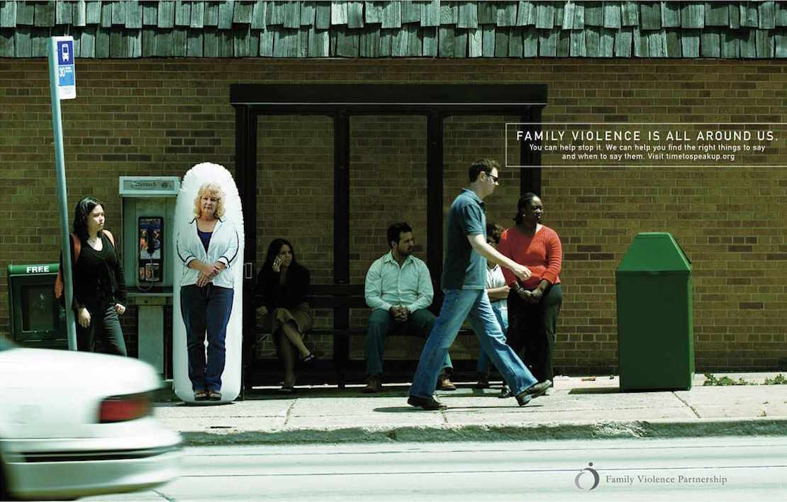 48 Fresh And Creative Bus Stop Advertisements That Will Blow Your Mind 9
