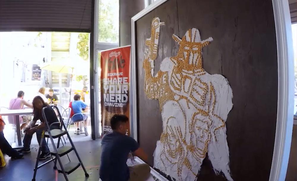 Kellogg Krave Comic-Con
