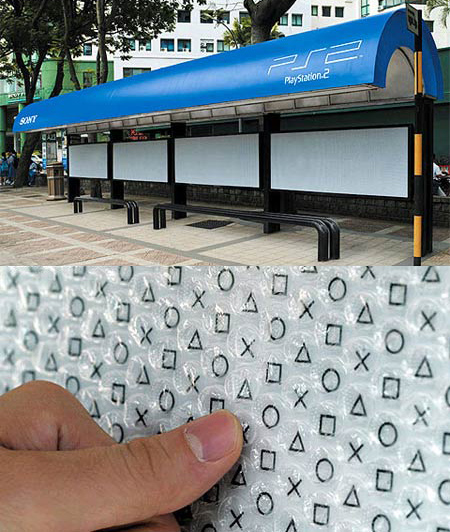 Playstation 2: Bus stop