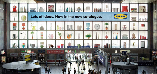 Guerrilla Marketing – Creative Attention Seeking #3 - IKEA