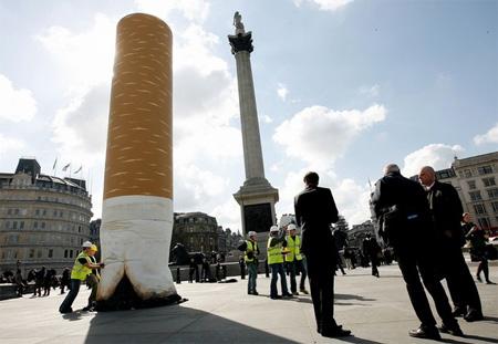 Giant Cigarette