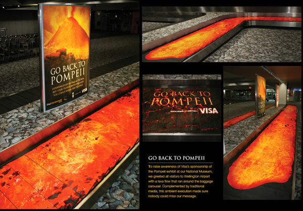Go Back To Pompeii