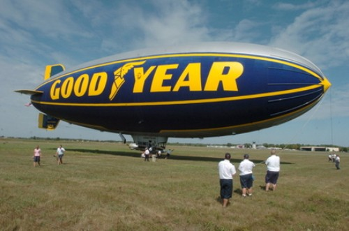 Goodyear Guerilla Marketing Campaign Examples