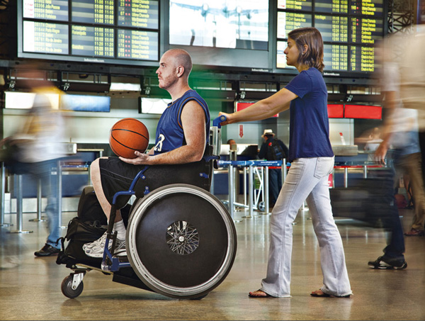 Sporting Association For The Disabled