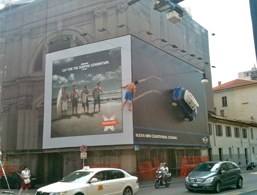 Guerrilla Marketing Idea