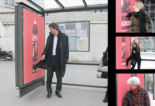 Guerrilla Marketing – Creative Attention Seeking #3 - Coke