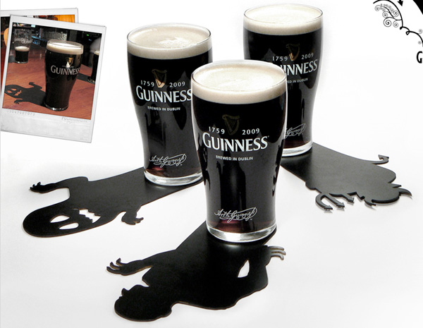 Guerrilla Marketing – Creative Attention Seeking #3 - Guinness
