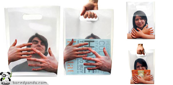 Book Creative Guerrilla Marketing Examples of Bags